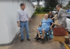 Paulo Maluf recebe prisão domiciliar por agravamento de seu estado de saúde - Reprodução/GloboNews