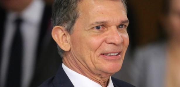 O ministro da Defesa, general Joaquim Silva e Luna - FáTIMA MEIRA/FUTURA PRESS/FUTURA PRESS/ESTADÃO CONTEÚDO