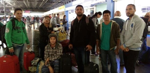 Grupo de seis amigos que voltaria para Belém tive a viagem cancelada