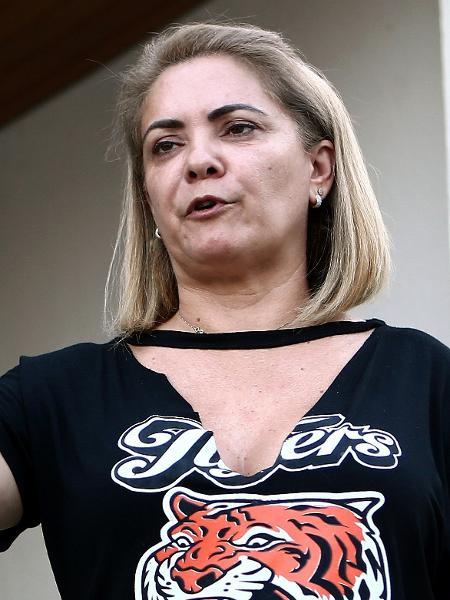 Ana Cristina Valle, a segunda mulher do presidente Bolsonaro: mais uma do clã na lista de suspeitos - FÁBIO MOTTA/ESTADÃO CONTEÚDO