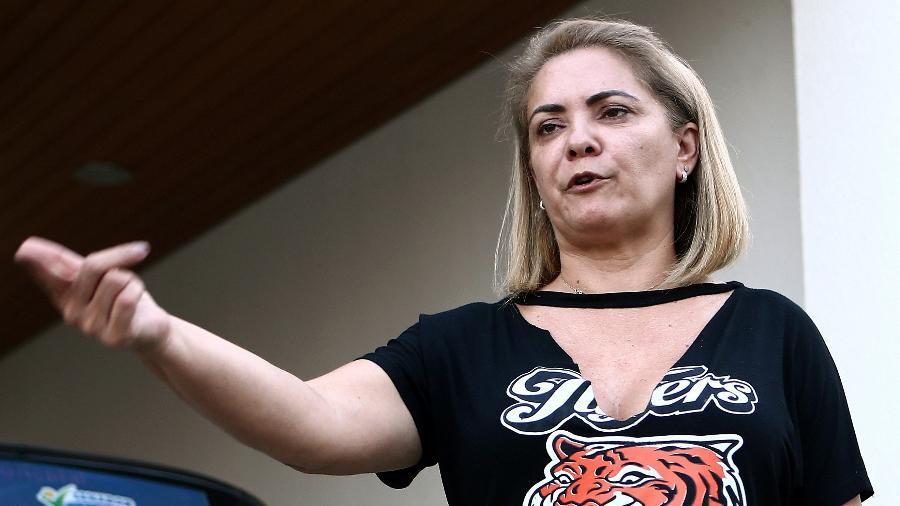 A advogada Ana Cristina Valle, ex-mulher de Bolsonaro - Fábio Motta/Estadão Conteúdo