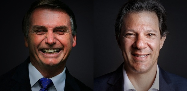 10f1e6267282b PT precisa de virada inédita para vencer Bolsonaro no 2º turno ...
