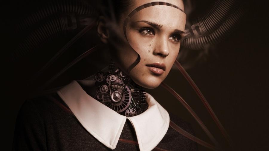 Robôs com características humanas não são mais coisa de ficção científica, mas isso quer dizer que eles também são capazes de espalhar preconceito - Jonny Lindner/Pixabay