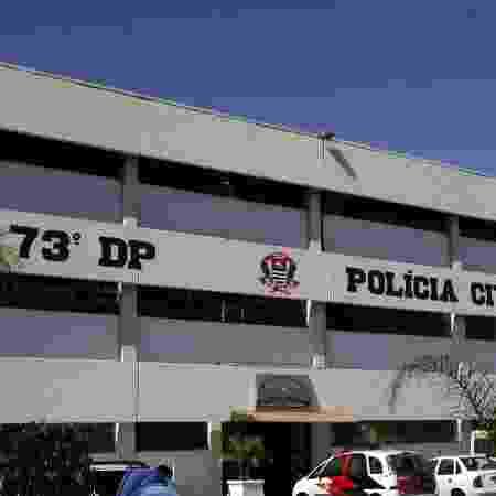 Policiais do 73º DP, no Jaçanã, estariam envolvidos no esquema de extorsão - 05.jul.2010 - Mário Angelo/Folhapress