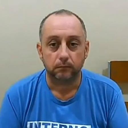 Élcio Queiroz, acusado de dirigir carro usado no assassinato de Marielle Franco - Reprodução