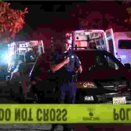 Atirador atinge ao menos dez pessoas na cidade de Fresno, nos EUA   - Reprodução/KSEE