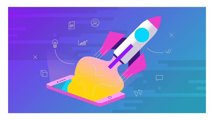 Brasil tem visto startups com potencial de virar unicórnio se multiplicarem - Arte UOL