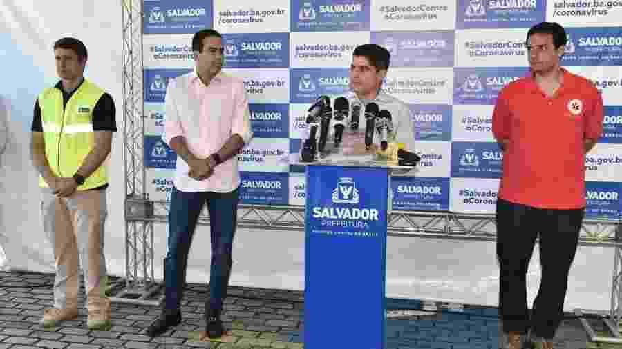 ACM Neto, prefeito de Salvador - Max Haack/Secretaria de Comunicação