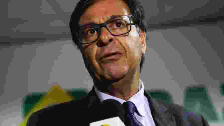 O presidente da Embratur, Gilson Machado Neto - José Cruz/Agência Brasil