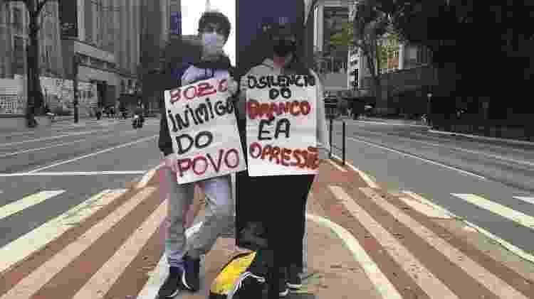 estudantes - Luís Adorno/UOL - Luís Adorno/UOL