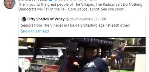 Kennedy Alencar | 'Vídeo de Trump com lema da supremacia branca é tiro no pé'