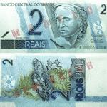 1ª família: nota de R$ 2 - Reprodução/Banco Central