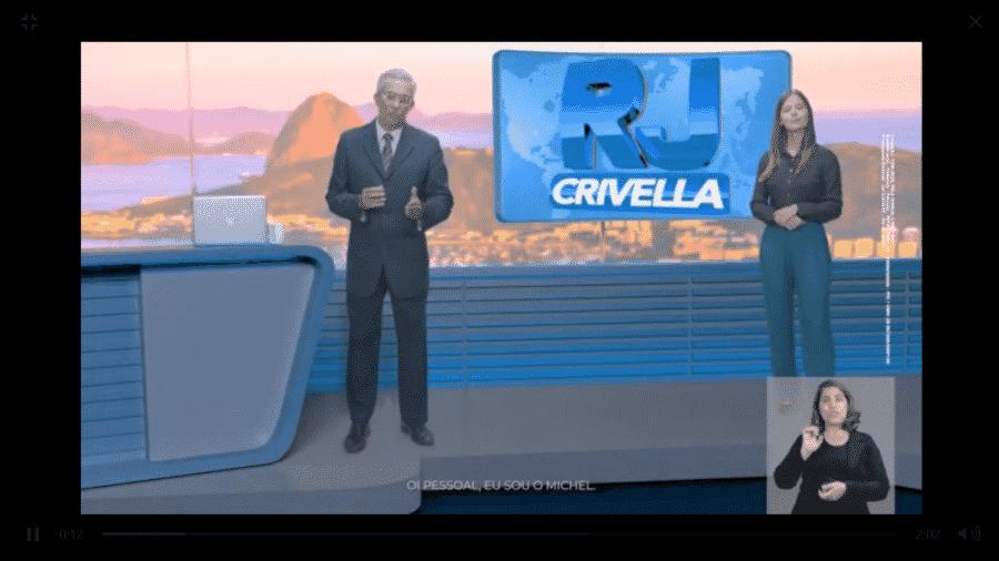 Campanha de Marcelo Crivella - Reprodução de vídeo