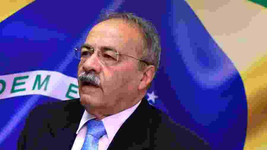 09 ago. 2019 - Senador Chico Rodrigues (DEM-RR) - MATEUS BONOMI/AGIF - AGÊNCIA DE FOTOGRAFIA/ESTADÃO CONTEÚDO