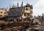 Conflito entre Israel e palestinos: Quem é o bebê sobrevivente de ataque que matou 10 da mesma família - Mohammed Salem/Reuters