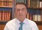 Não é verdade que máscaras reduzem oxigenação, como disse Bolsonaro em live (Foto: Reprodução/YouTube Jair Bolsonaro)