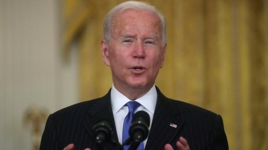 Presidente Joe Biden recebeu pedido para que retire oferta a Brasil sobre parceria militar da Otan - Reuters