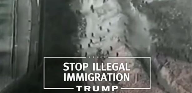 Primeira propaganda eleitoral de Donald Trump