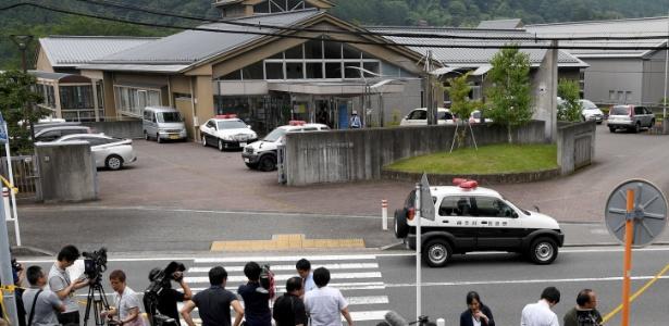 Polícia japonesa mantém isolada nesta terça-feira a clínica alvo de ataque