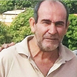 O jornalista João Miranda do Carmo, assasinado em Goiás no domingo