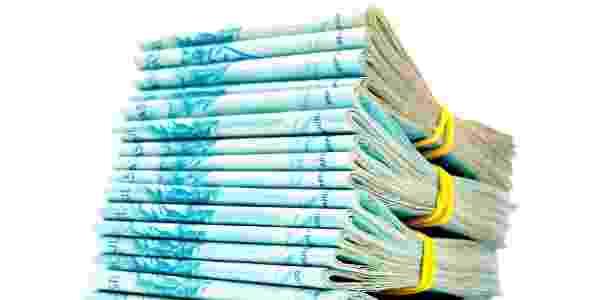 dinheiro, real -  Vinicius Ramalh Tupinamba/iStock -  Vinicius Ramalh Tupinamba/iStock