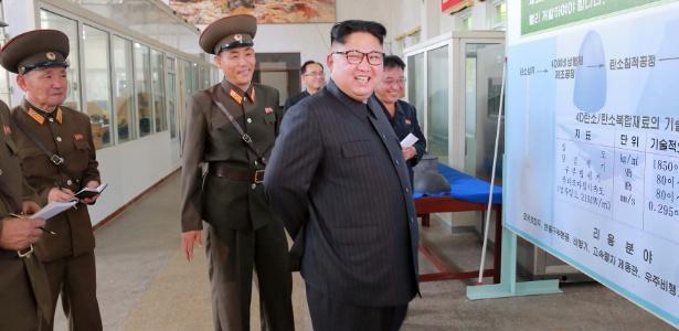 KCNA/Via Reuters