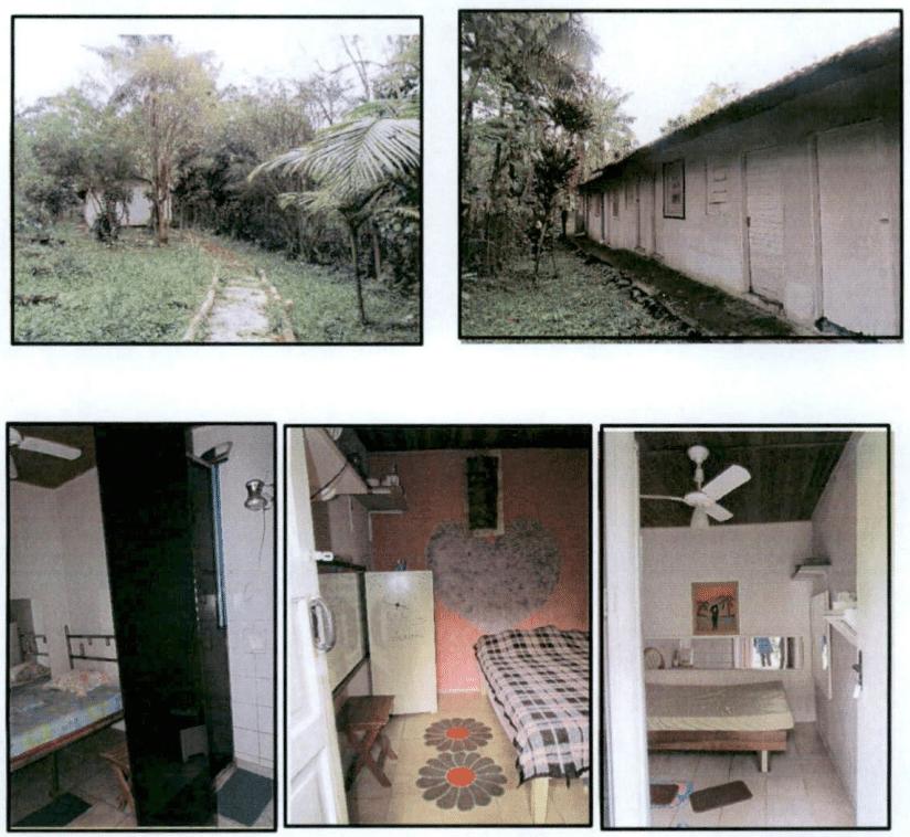 Espaço para visitas íntimas tem quatro e banheiro individuais