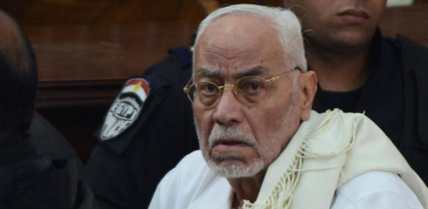Mohammed Mahdi Akef, ex-líder da Irmandade Muçulmana