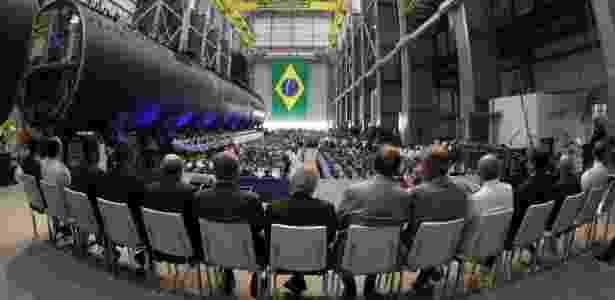 evento marinha - Divulgação/PR - Divulgação/PR