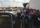 O Brasil paralisado: o que você pensa sobre a greve dos caminhoneiros? - Cristina Índio do Brasil/Agência Brasil
