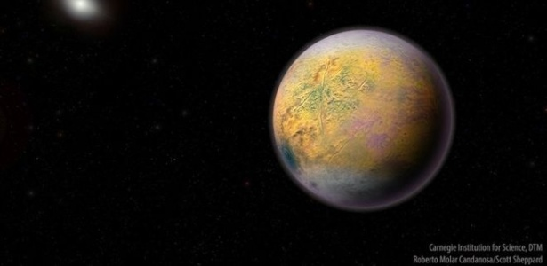'Duende', ou 'Goblin', é considerado um indicador da existência do hipotético 'Planeta X'