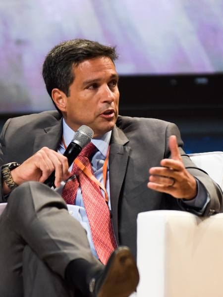 Roberto Campos Neto ainda precisa ser aprovado pelo Senado para assumir o comando do BC - Silvia Zamboni/Valor/Agência O Globo