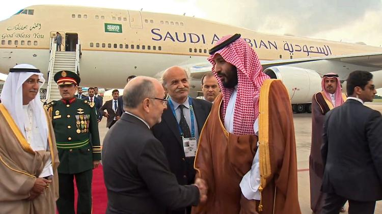 Saudi Broadcast Authority/AFP