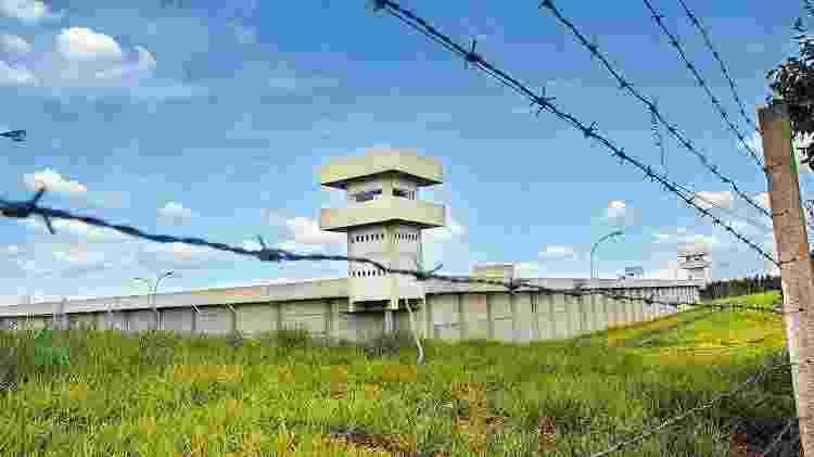 Penitenciária de Presidente Bernardes, onde vigora o RDD (Regime Disciplinar Diferenciado) - 16.jan.2006 - Jorge Santos/Oeste Notícias/Folhapress
