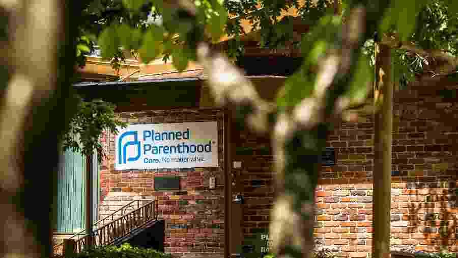 Clínica de aborto em Montgomery, no Alabama - Bob Miller/The New York Times