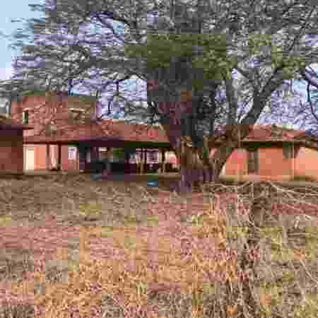Fazenda de Emerson Fittipaldi em Araraquara (SP) está abandonada e irá a leilão - Divulgação