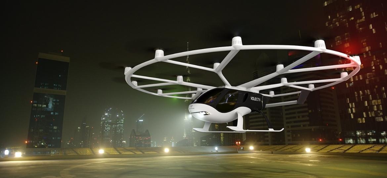 Volocopter/Divulgação
