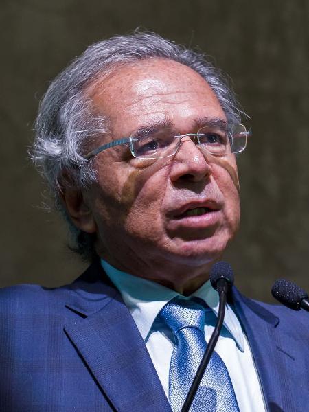 Paulo Guedes, ministro da Economia - Daniel Resende/Futura Press/Estadão Conteúdo