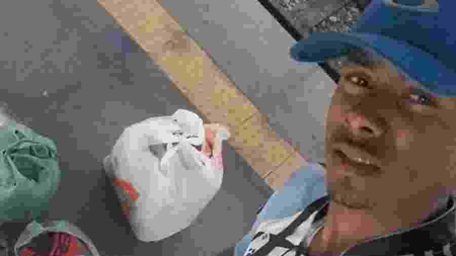David dos Santos Nascimento, 23, morto depois de abordagem policial em São Paulo - Arquivo/Ponte Jornalismo