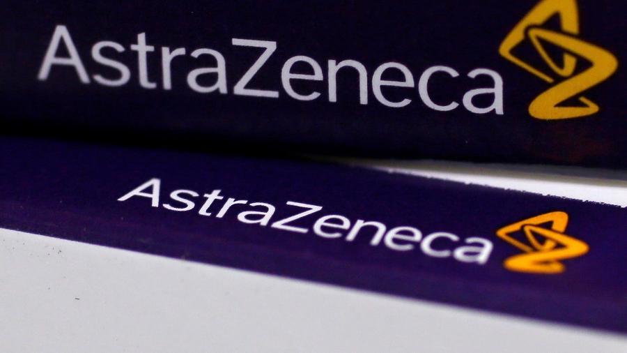 Logo da farmacêutica AstraZeneca - Stefan Wermuth