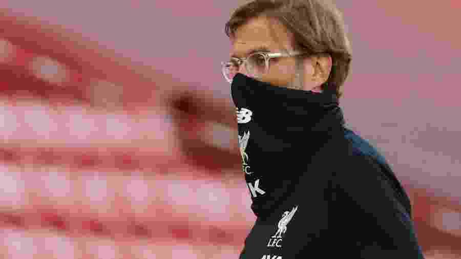 Técnico do Liverpool afirmou que Arteta conseguiu mudar o clima do Arsenal - Phil Noble