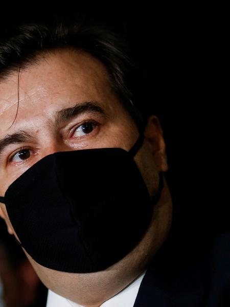 Presidente da Câmara, Rodrigo Maia, disse que, em tese, teto de gastos vai explodir em 2021 - ADRIANO MACHADO