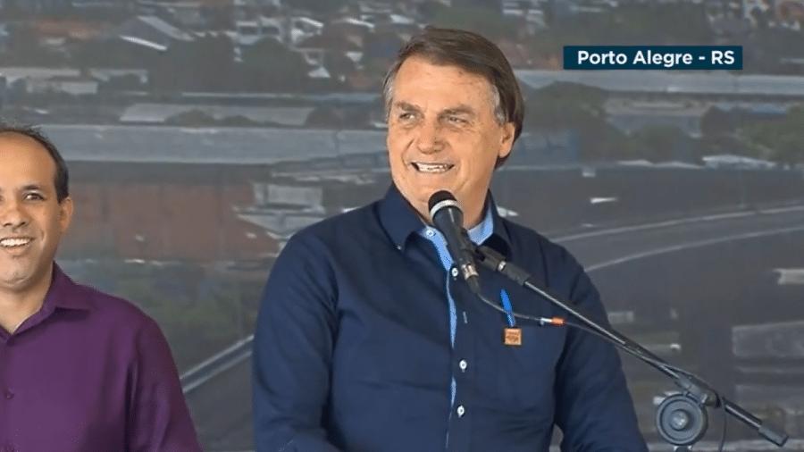 Decreto assinado por Bolsonaro prevê atender 1,2 milhão de pessoas até o fim de 2022 - Reprodução/TV Brasil