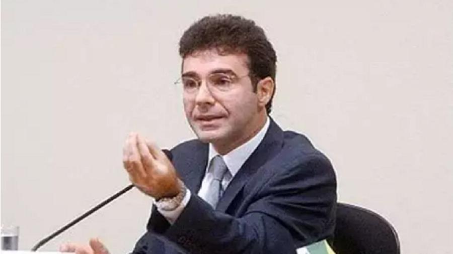 Lucas Rocha Furtado, subprocurador-geral do MP junto ao TCU. Viagem a Israel é só desperdício de dinheiro público - Divulgação/Senado