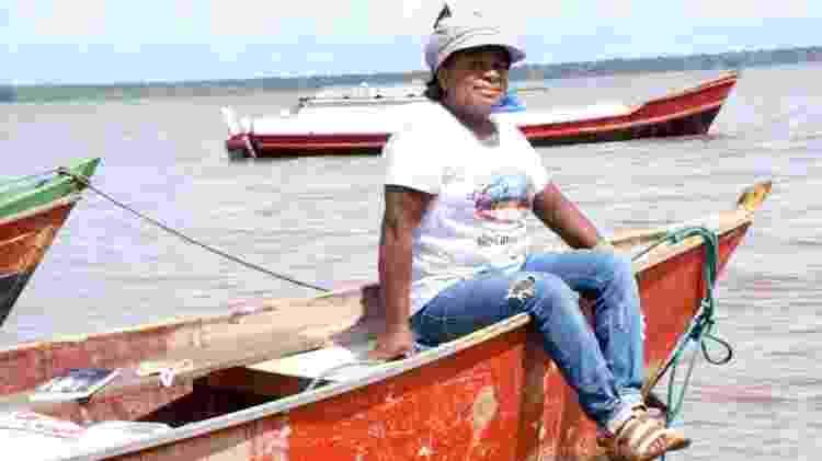 Rubenita da Silva, sobrevivente do massacre de Eldorado do Carajás (PA) - Arquivo pessoal - Arquivo pessoal