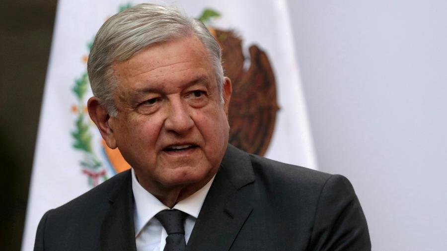 Presidente do México, Andrés Manuel López Obrador - Henry Romero/Reuters