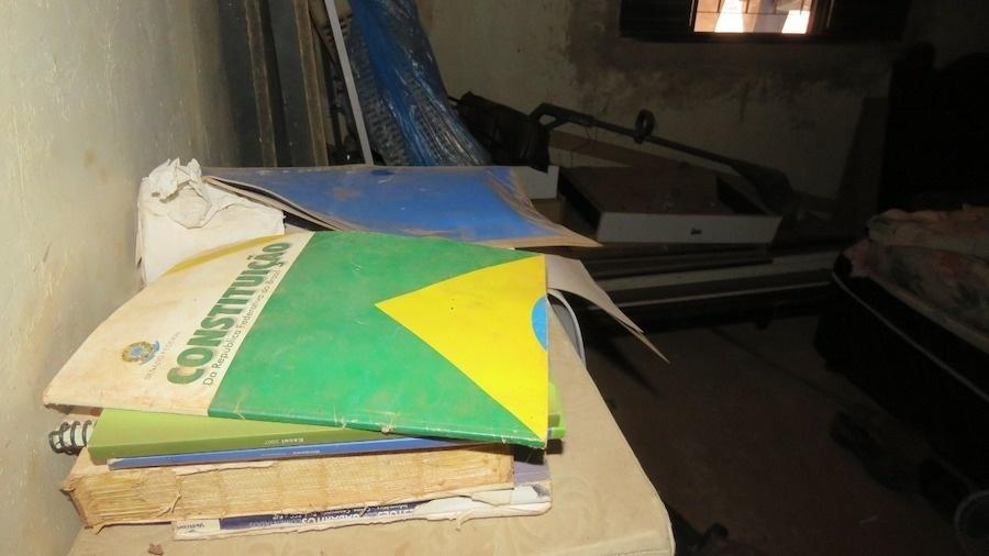 Local onde empregada doméstica foi resgatada da escravidão em Águas Lindas (GO) - Auditoria-fiscal do Trabalho
