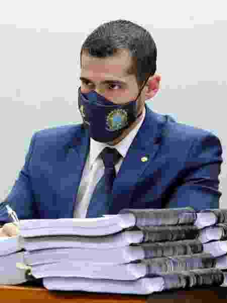 O relator do caso Flordelis no Conselho de Ética na Câmara, deputado Alexandre Leite (DEM-SP) - Cleia Viana/Câmara dos Deputados - Cleia Viana/Câmara dos Deputados