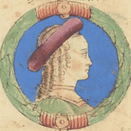 ilustra beatrice - Reprodução/Wikipedia Commons - Reprodução/Wikipedia Commons