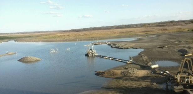 Estiagem seca reservatórios do Nordeste, e carros-pipa abastecem 3,7 mi - Divulgação/Moesio Marinho